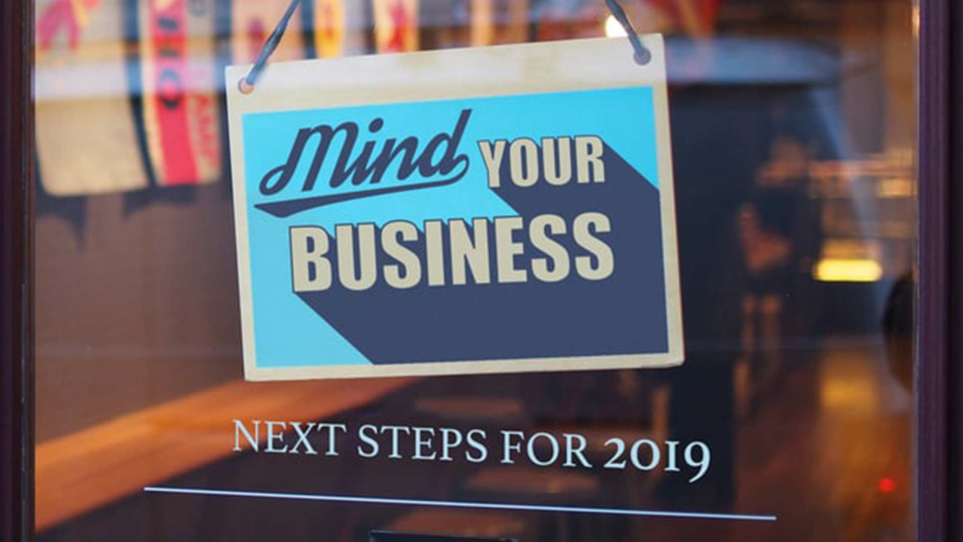 Mind Your Business Sermon Series
